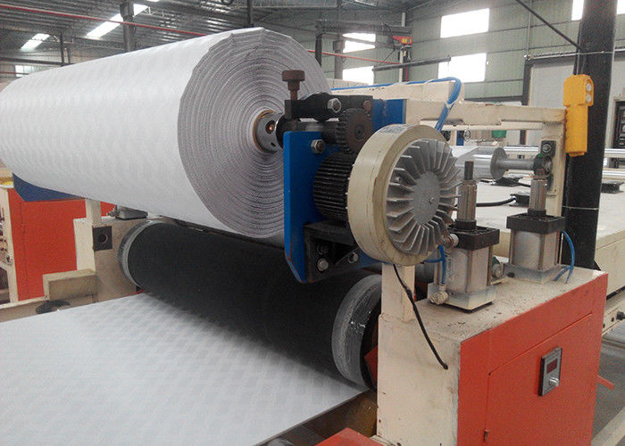 Gypsum Plasterboard Glue Coating PVC and Aluminum Foil Laminating Machine Price